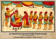 ¿SE NECESITAN INSTRUCTORES ESPIRITUALES? - AUTOR: ¿Se necesitan instructores espirituales?