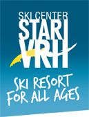 Ski Resort of Stari Vrh Skiing, Slovenia, Ski