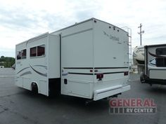 Used 2002 Jayco Greyhawk 26SS Motor Home Class C at General RV | North Canton…