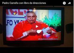 Pedro Carreño entrega manual para atacar casa de líderes opositores