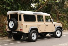 Next color for our landrover