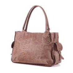 Condor Brown Leather Bag | skalski