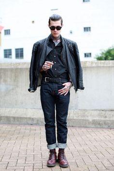 Slideshow: Street Style From London's Graduate Fashion Week -- The Cut