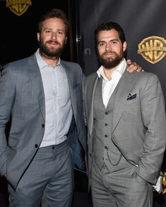 Henry Cavill Photos - CinemaCon 2015 - Warner Bros. Pictures Invites You To 'The Big Picture,' An Exclusive Presentation Highlighting The Summer Of 2015 And Beyond - Zimbio