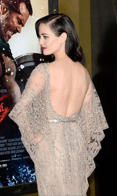 Eva Green at the LA premiere of '300: Rise of an Empire' - March 5, 2014