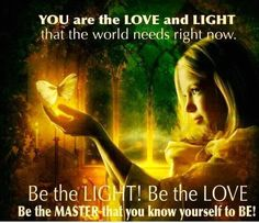 Be love and give out your light, the world needs all the light workers #lightworker #earthangel #loveandlight<br>http://pic.twitter.com/aUYEuxdRgF