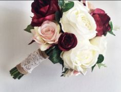 Smaller Bridal Bouquet Option