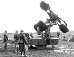 04 Jan 40: French use experimental acoustic locator to detect German planes.