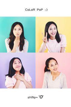 friendship color pop photo by. wooubi studio 우정 사진 _우유비스튜디오