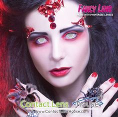2478cc70f929b Accentuate and complete your cosplay and halloween make up with our wide  range of cosplay contact