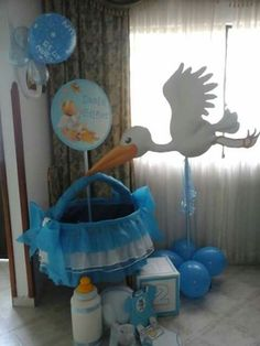 the little known secrets to baby shower ideas for girls themes 40 – 2019 - Baby Shower Diy Regalo Baby Shower, Baby Shower Deco, Baby Shower Parties, Baby Shower Themes, Baby Boy Shower, Baby Shower Gifts, Baby Gifts, Shower Ideas, Stork Baby Showers