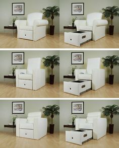 H2O Lounge Pedicure Spas , pedi lounge pedi station