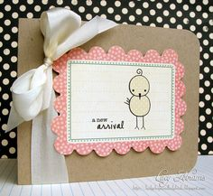 A New Arrival by Lucy Abrams, via Flickr