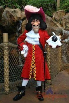 Captain Hook - Disney Wiki