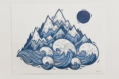From the Mountains to the Sea x John Fellows