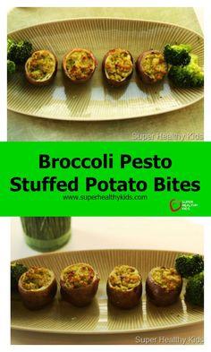 Broccoli Pesto Stuff