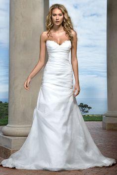 Spring 2011 / Dress 1107 - Jenny Lee Bridal
