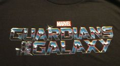 GUARDIANS OF THE GALAXY SMALL T-SHIRT NEW MARVEL MOVIE TEE