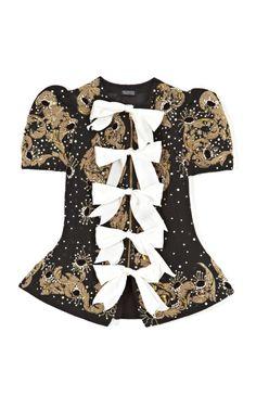 Shop Seraphyu Jacket by Meadham Kirchhoff Now Available on Moda Operandi