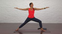 Yoga sequence for runners. Focuses on posterior chain: back, hamstring, and glutes. | Runners World