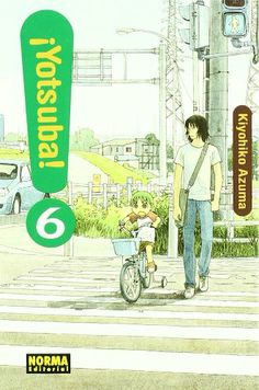 ¡YOTSUBA! 06 (CÓMIC MANGA): Amazon.es: Kiyohiko Azuma: Libros