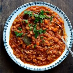 Fennel and cannellini bean stew   Food24