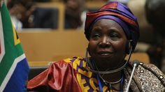 South African woman to lead African Union