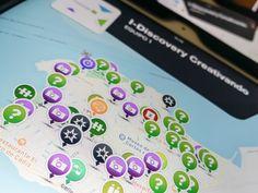 I Discovery - Creativando - Team Building - Gymkhana con iPads Team Building, Discovery, Ipad, Breakfast, Health, Tinkerbell, Teamwork, Activities, Morning Coffee