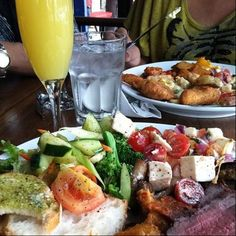 Forbes Best Bottomless Brunches