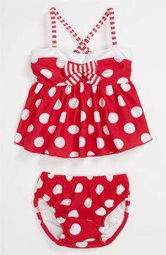 Pumpkin Patch Two Piece Swimsuit (Infant) available at #Nordstrom