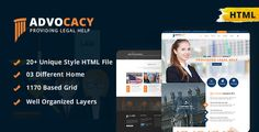 Buy Advocacy - Legal Lawyer Law Firm Attorney Business PSD Template by themeim on ThemeForest. Advocacy – Legal Lawyer Law Firm Attorney Business PSD Template Adovocay use for Legal Law Firm, Attorney, Lawyer als. Blogger Templates, Psd Templates, Business Templates, Lawyer Marketing, Lawyer Quotes, Legal Business, Corporate Law, Lawyer Gifts, Divorce Lawyers