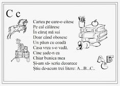 Lumea lui Scolarel...: De colorat alfabetul Romanian Language, Little Einsteins, School Lessons, Kids Education, Nursery Rhymes, Preschool Activities, Kids And Parenting, Teaching Kids, Poems