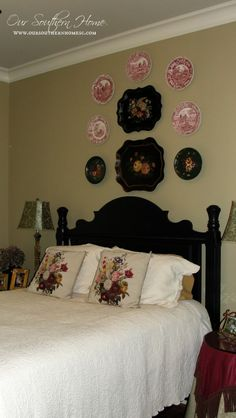 Guest Bedroom Decorating Ideas {French Country}