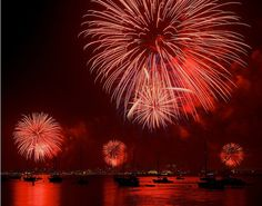 Inspirational Examples of Firework Photography