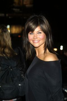 Tiffani Thiessen on Pinterest | Tiffany Amber Hair, Jennie Garth ...