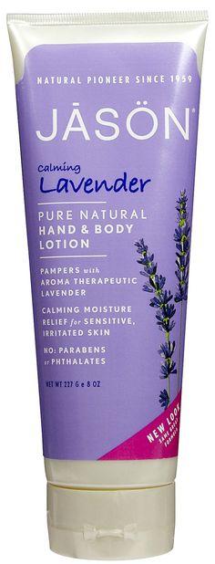 Also for sensitive skin. No parabens. Very moisturizing, too.