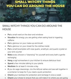 Witchy Tips & More: For Baby Witches & Broom Closet Dwellers – Random Tips & Tricks pt.IV Witchy Tips & More: For Baby Witches & Broom Closet Dwellers – Random Tips & Tricks pt.IV – Page 3 – Wattpad