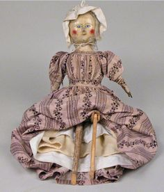 Doll, 1790. Rufford Old Hall © National Trust / Mike Howells & Roger Johnson