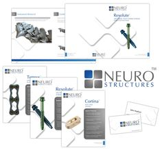 NeuroStructures Graphic Design Portfolio