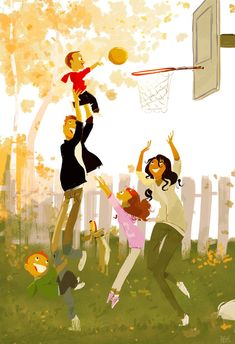 Slam dunk..sort of.. by PascalCampion on deviantART