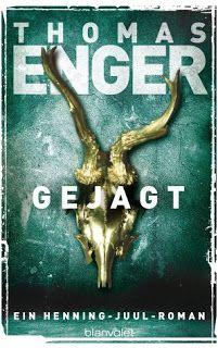 Lesendes Katzenpersonal: [Rezension] Thomas Enger - Gejagt (Band 4)