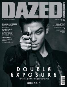 #BigBang #TOP #Dazed