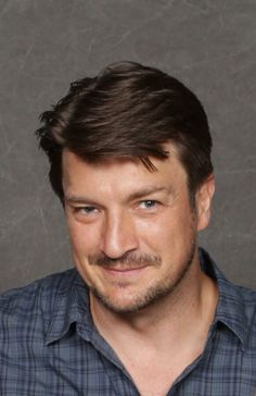 Nathan Fillion needing to shave is surprisingly... really... hot.