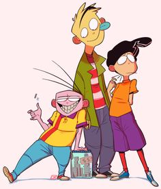 ed, edd, and eddy