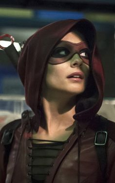 Arrow 4x06 - Thea Queen (Speedy)