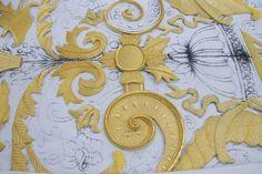 Goldwork Embroidery Bordado Cofrade | ConexionModa