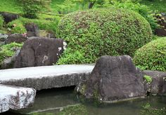 Gunma Flower Park, Maebashi-shi 日本庭園(にほんていえん)
