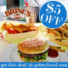 Get $5 OFF Brines Market and Deli with this tasty #deal! #eatlocal #stillwater http://gobuylocal.com/offerseo/Stillwater-MN/Brine%27s_Market_%26_Delicatessen/3414/3579/