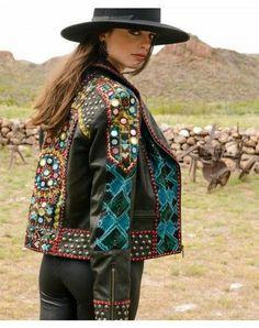 Medium Western Spectacle plaisir Horsemanship Show Veste Chemise Rodeo Queen