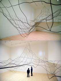 Maya Lin, Systematic Landscapes, 2009
